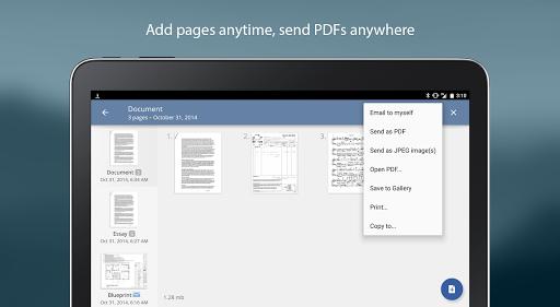 TurboScan: scan documents & receipts in PDF 1.5.1 screenshots 17