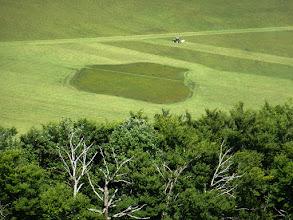 Photo: Il Pian Grande, serbatoio inesauribile di fieno