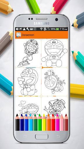 Cartoons Coloring Pages 1.01.0 screenshots 3