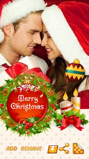 聖誕快樂 相框