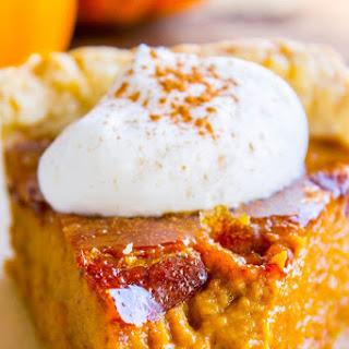 CrèMe BruléE Pumpkin Pie Recipe