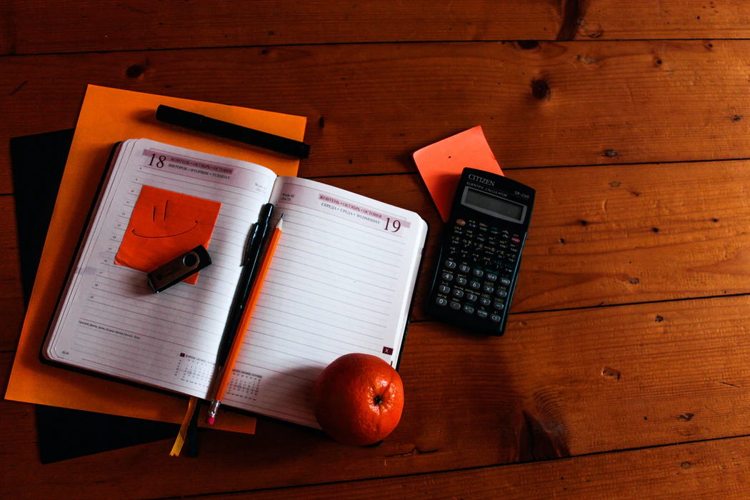 planner and calculator
