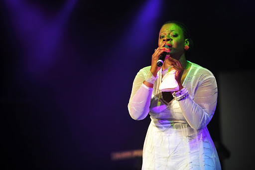 The new-looking Judith Sephuma. Picture Credit: Veli Nhlapo