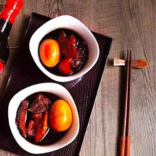 The Hirshon Chinese Black Vinegar Pork Trotter Post-Partum Stew – 猪脚醋 Recipe