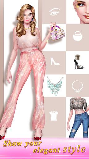 ud83dudc84ud83dudcf7Fashion Cover Girl - Makeup star  screenshots 21