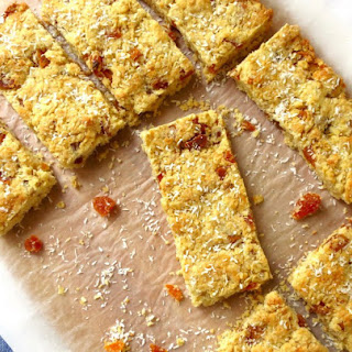 Easy Apricot and Coconut Bars