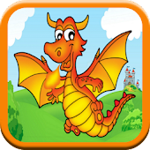 Dragon Games For Kids - FREE!