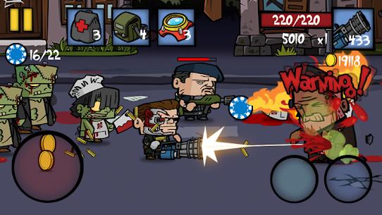 Zombie Age 2 Premium: Survive in the City of Dead 4