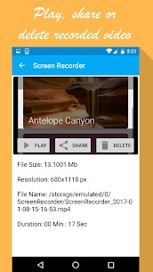 Screen Video Recorder App Download For Android 2