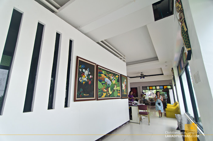 Treasures of Bolinao Resort Lobby