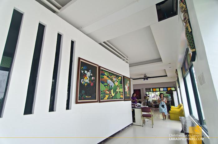 Treasures of Bolinao Resort Lobby