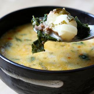 Italian Sausage Potato Soup Recipes.