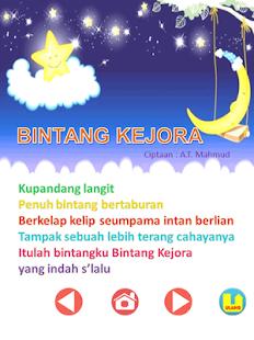 Indonesian Children's Songs- screenshot thumbnail