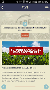 Caucus for Ethanol- screenshot thumbnail