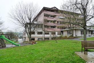 Photo: Schöne Anlage mit Kinderspielplatz.