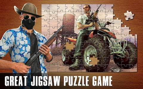Jigsaw Grand Gangster Puzzle Game 1.1