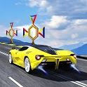 GT Car Stunt Races: Need for Extreme Car Driving icon