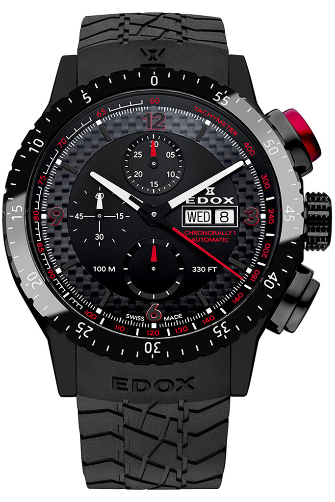 Edox Chronorally-1 Automatic