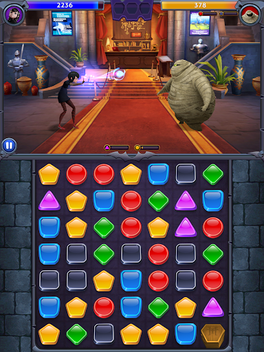 Hotel Transylvania: Monsters! - Puzzle Action Game 1.6.2 screenshots 12