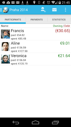 Travel Money screenshot 1