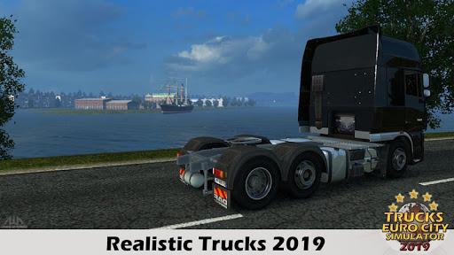 American Roads Trucks Simulator : Trucks Missions  captures d'écran 1