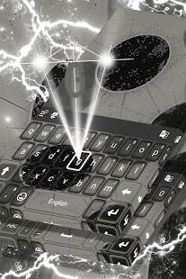 Perfektní téma klávesnice - náhled
