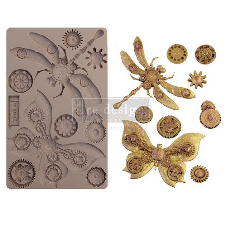 Prima Redesign Mould 5X8 - Mechanical Insectica
