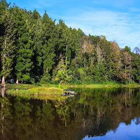 Situ Gunung like by Ian Bismarkia - Landscapes Waterscapes