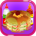 Delicious Pancakes Cooking icon