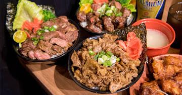 牛丁次郎坊x深夜裡的和魂燒肉丼x台南新都支店