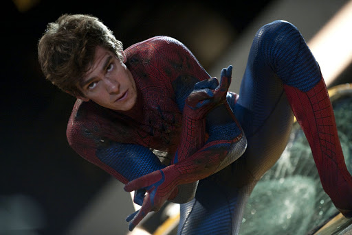 Andrew Garfield has secret Twitter account where he sees every terrible Spider-Man theory: 'It's so crazy'