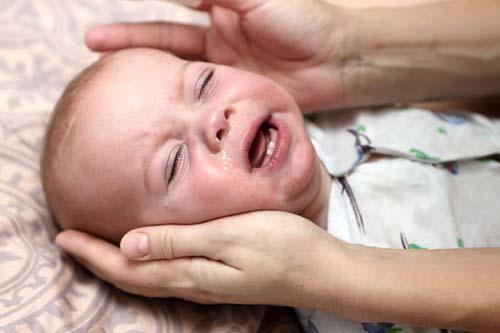 Cách trị sổ mũi cho trẻ
