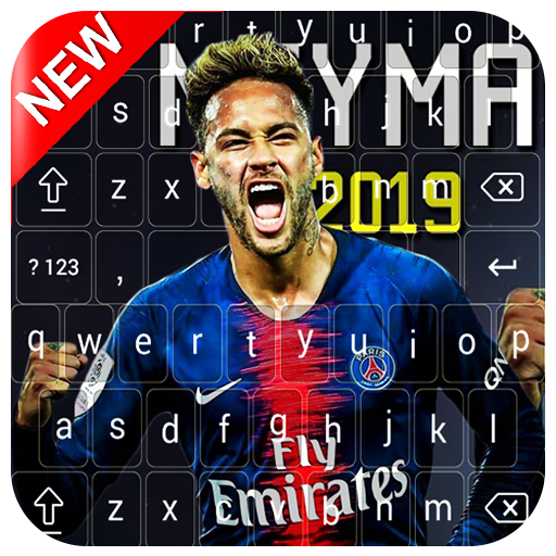 Keyboard For Neymar JR 2019