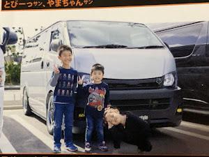 ハイエースバン 23年式 DX  4WDのカスタム事例画像 ⭐️星⭐️ 和尚❤️【不正改造車保存会】さんの2019年12月04日22:54の投稿