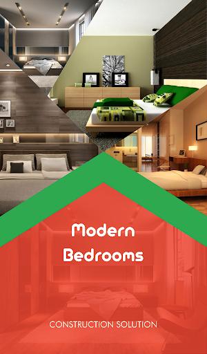 Modern Bedroom Design 2.3 Screenshots 1