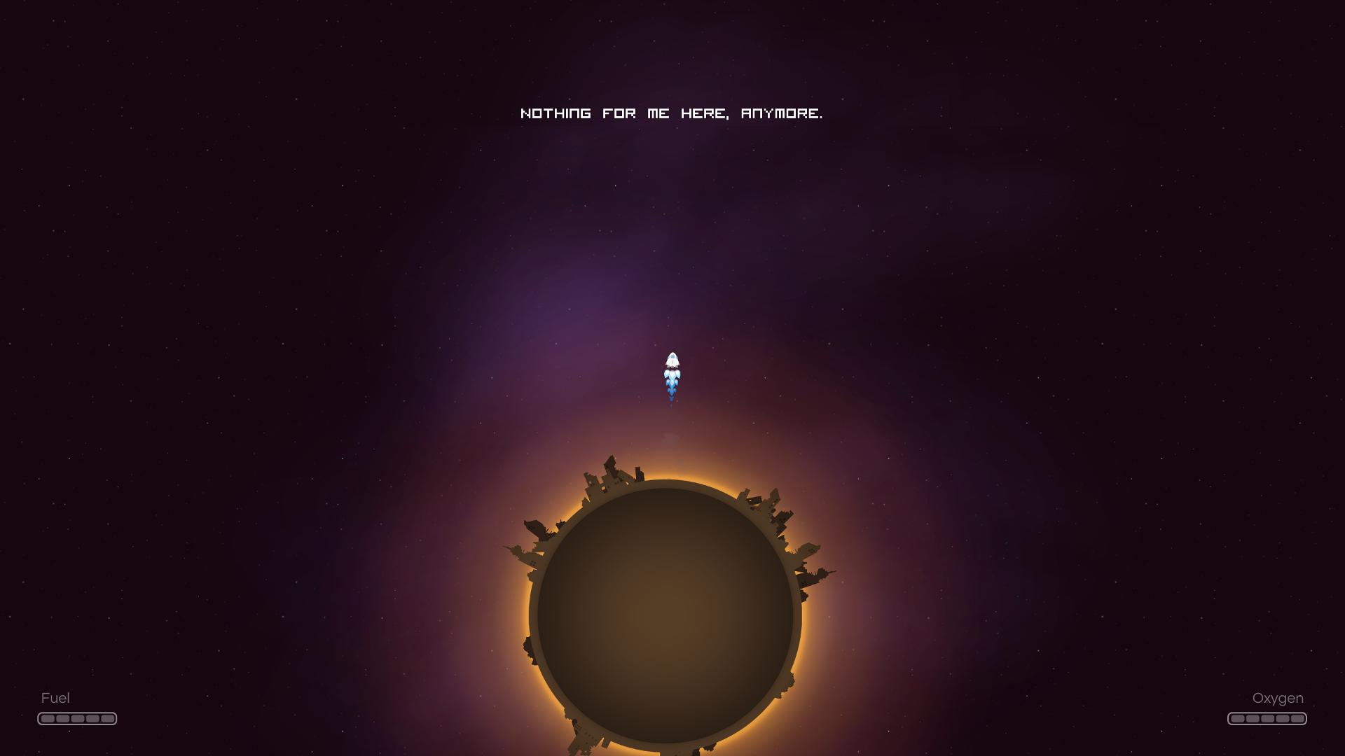 Last Horizon screenshot #1