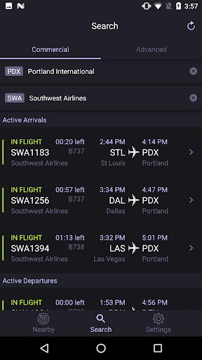 FlightTracker Pro screenshot 2