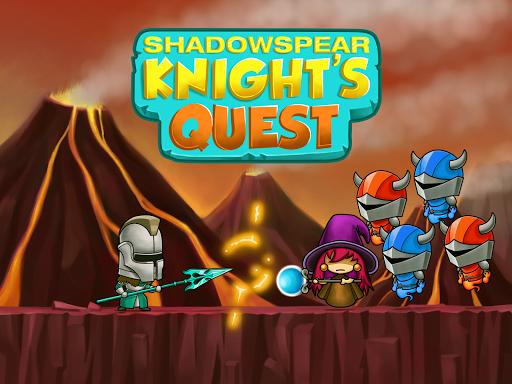 Shadowspear Knightu2019s Quest 1.1.0 Windows u7528 1