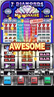 7 Diamonds Millionaire Slot - náhled