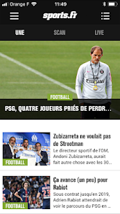 Sports.fr 4.0.4 Android Mod + APK + Data 1