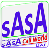 sAsA Call World UAE