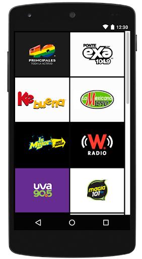Radios de Mexico Live