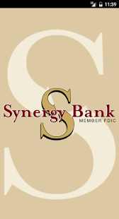 Synergy Bank- screenshot thumbnail