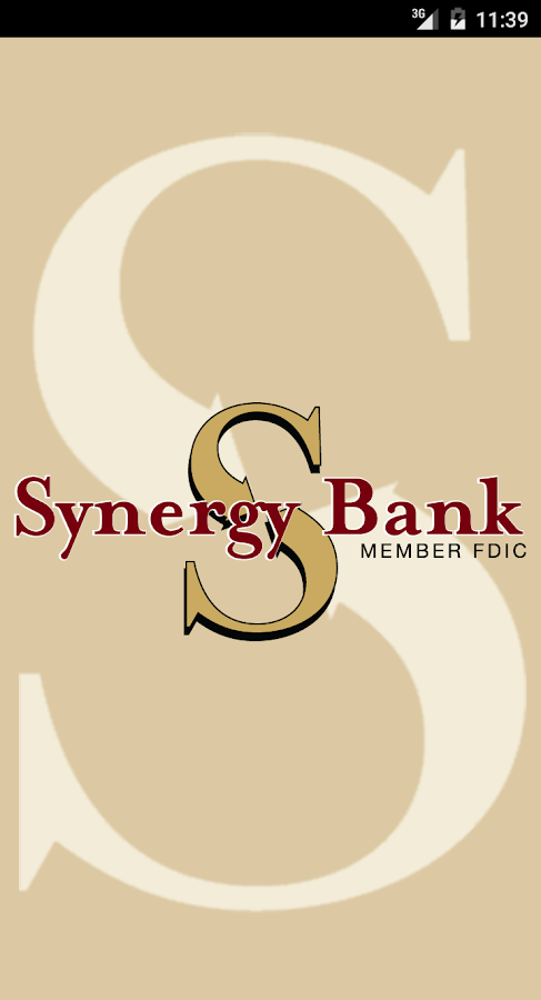 Synergy Bank- screenshot