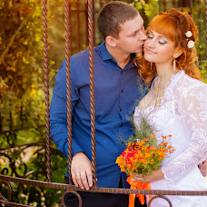 Wedding photographer Yuliya Afanaseva (JuZaitseva). Photo of 24.11.2016