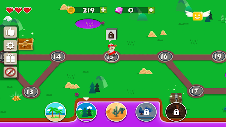 Super Ted Adventure  (Jungle World & smash World) APK Download – Free Arcade GAME for Android 4