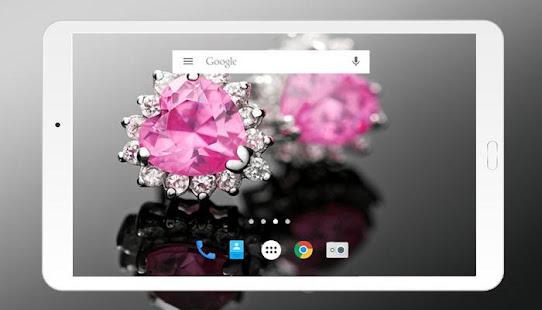 Diamant Herz Tapeten – Apps bei Google Play