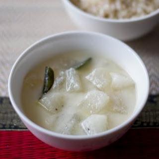 Poosanikkai Thayir Pachadi Recipe , Ash Gourd Raita.