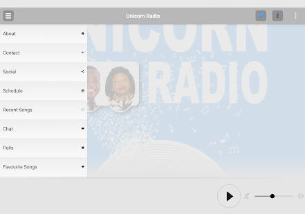 Unicorn Radio- screenshot thumbnail
