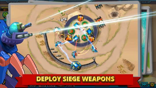 Tower Defense: Alien War TD 2 MOD (Unlimited Money) 6